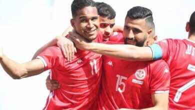 مشاهدة اهداف مباراة منتخب تونس ومنتخب غينيا الإستوائية في تصفيات كأس أمم أفريقيا - فيديو