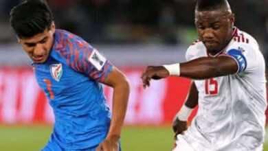 موعد مباراة منتخب الامارات ضد منتخب الهند فى يوم الفيفا والقنوات الناقلة