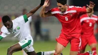 موعد مباراة منتخب السعودية ضد منتخب فلسطين في تصفيات كأس العالم 2022 والقنوات الناقلة