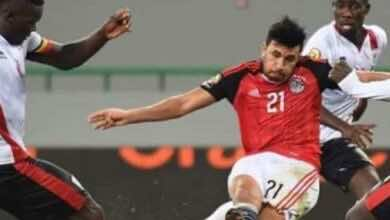 موعد مباراة منتخب مصر ومنتخب جزر القمر فى تصفيات كأس امم افريقيا والقنوات الناقلة