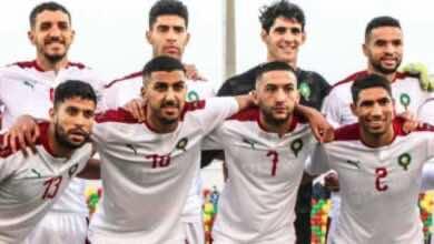 مشاهدة فيديو ملخص مباراة المنتخب المغربي ضد المنتخب الموريتاني في تصفيات أمم أفريقيا