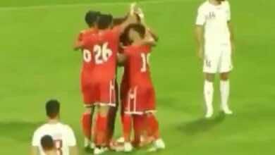 مشاهدة فيديو أهداف مباراة منتخب سوريا ضد منتخب البحرين في تحضيرات تصفيات كأس العالم 2022