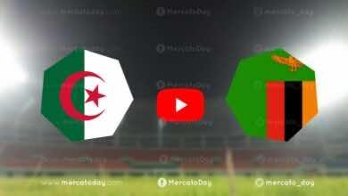 """شاهد مباراة الجزائر وزامبيا في بث مباشر اليوم تصفيات كأس أمم أفريقيا 2021 """"كورة لايف"""""""