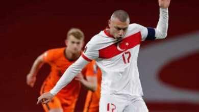 """شاهد اهداف مباراة هولندا وتركيا فى تصفيات كأس العالم 2022 - فيديو """"يلماز يطلق رصاصة الرحمة"""""""