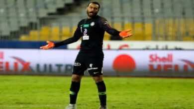 اتحاد الكرة المصري يقر بأحقية أبو جبل حارس الزمالك في الحصول على مستحقات متأخرة من سموحة