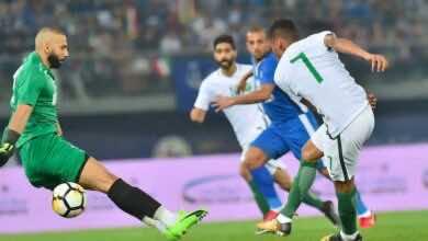 موعد مباراة السعودية والكويت فى يوم الفيفا والقنوات الناقلة