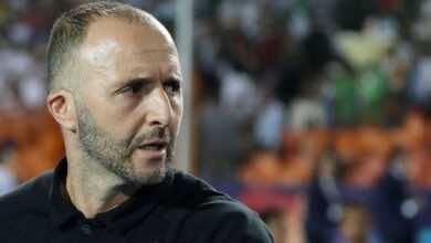 جمال بلماضي يُشدد على أهمية فوز الجزائر أمام زامبيا