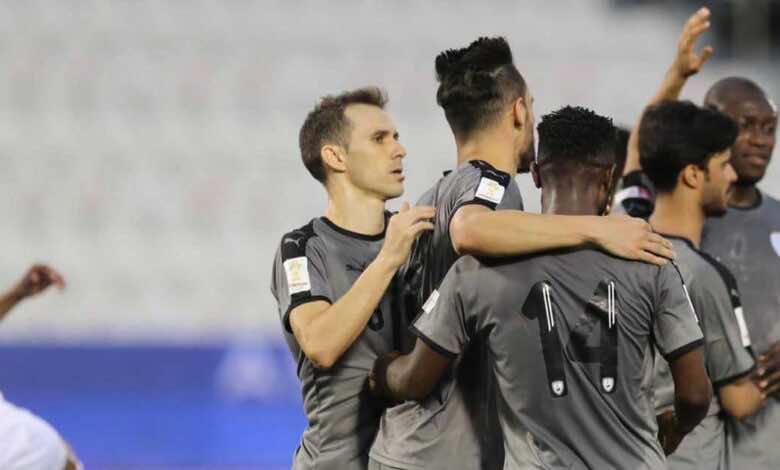 الوكرة يقدم تظلمًا ضد طرده من كأس قطر