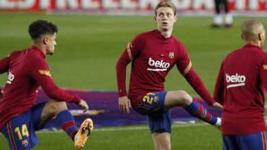 صفقات برشلونة | آرسنال يستعد لتخليص لابورتا من ديون تسبب فيها بارتوميو وليفربول!