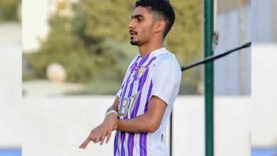 الدوري الاماراتي | شاهد فيديو هدف محمد عباس في مباراة العين وعجمان