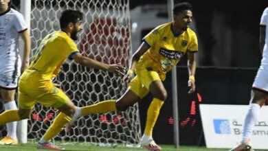 نتيجة مباراة الشباب والتعاون في الدوري السعودي