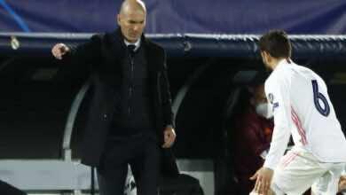 اخبار ريال مدريد اليوم: زيدان لا يخطط لا شيء حول مستقبله الآن