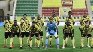 تشكيلة السويق في نصف نهائي كأس جلالة السلطان المعظم - كأس عمان