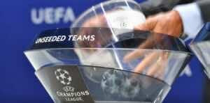 """موعد قرعة دوري أبطال أوروبا """"ربع نهائي 2021"""" والقنوات الناقلة - صور Getty"""