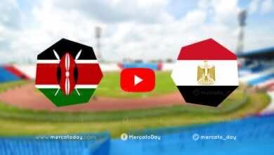 """شاهد مباراة مصر وكينيا في بث مباشر اليوم تصفيات كأس أمم أفريقيا 2021 """"يلا شوت"""""""