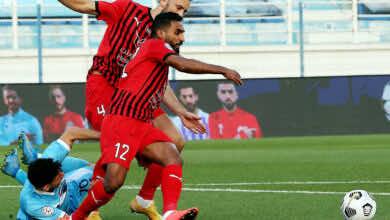 فيديو يوتيوب | شاهد اهداف مباراة الجزيرة وحتا في الدوري الاماراتي