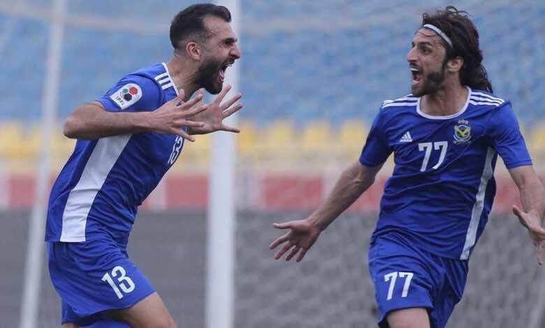 فيديو يوتيوب   شاهد اهداف مباراة الزوراء والقوة الجوية في الدوري العراقي