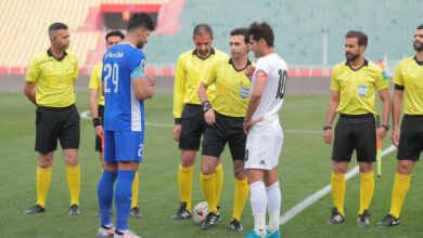 """نتيجة مباراة الزوراء والقوة الجوية في الدوري العراقي """"الكلاسيكو يتلون بالأزرق"""""""