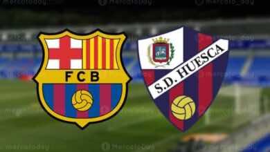 تاريخ مواجهات برشلونة وهويسكا قبل مباراة اليوم في الدوري الأسباني
