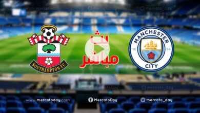 بث مباشر | مشاهدة مباراة مانشستر سيتي وساوثامبتون في الدوري الانجليزي