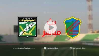 بث مباشر | مشاهدة مباراة العربي والسالمية في الدوري الكويتي stc