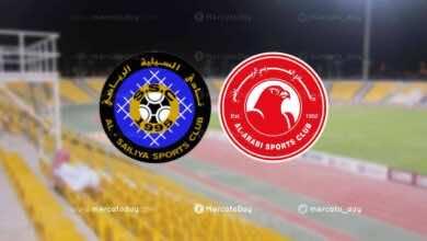 عاجل | تشكلية العربي الاساسية امام السيلية في كأس أمير قطر
