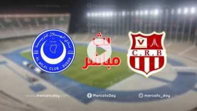 بث مباشر | مشاهدة مباراة شباب بلوزداد والهلال في دوري ابطال افريقيا