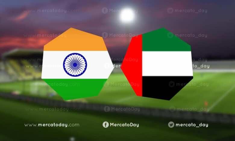 بث مباشر   مشاهدة الامارات والهند