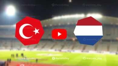 """شاهد مباراة هولندا وتركيا في بث مباشر اليوم تصفيات كأس العالم 2022 """"يلا شوت"""""""