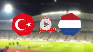 مشاهدة مباراة هولندا وتركيا في بث مباشر اليوم تصفيات كأس العالم 2022