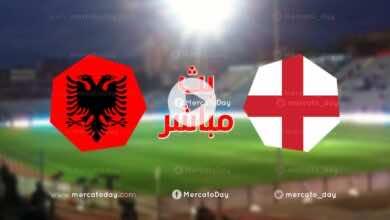 بث مباشر | مشاهدة مباراة منتخب انجلترا ومنتخب البانيا في تصفيات كأس العالم 2022