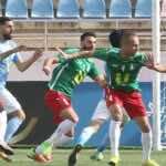 صورة من مباراة الوحدات والفيصلي في درع الاتحاد الاردني