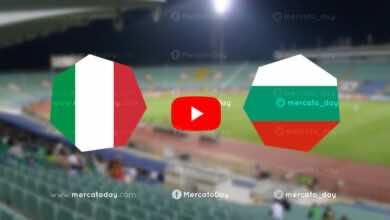 بث مباشر | مشاهدة إيطاليا وبلغاريا