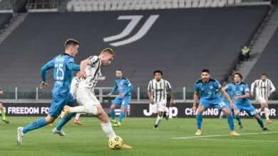 نتيجة مباراة يوفنتوس وسبيزيا في الدوري الايطالي