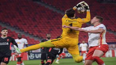 لايبيزج يتطلع إلى نقل توهجه المحلي إلى دوري الأبطال في مواجهة ليفربول