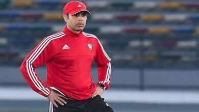 مدرب شباب الأهلي: نسعى لتحسين وضعنا في ترتيب الدوري الإماراتي