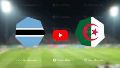 بث مباشر | مشاهدة الجزائر وبوتسوانابث مباشر | مشاهدة الجزائر وبوتسوانا