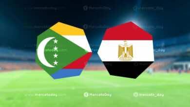 بث مباشر | مشاهدة مصر وجزر القمر