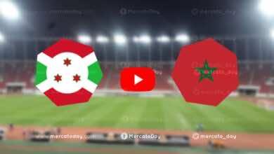 بث مباشر | مشاهدة المغرب وبوروندي