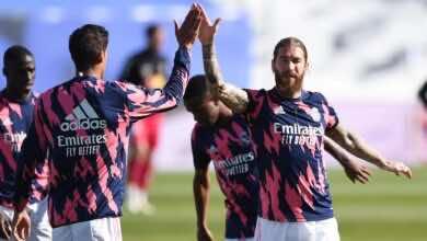 عاجل | تشكيلة ريال مدريد الاساسية امام إلتشي في الدوري الاسباني