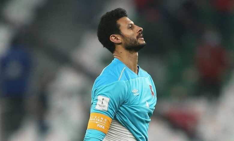 عاجل | الأهلي يحسم مشاركة محمد الشناوي في مباراة القمة