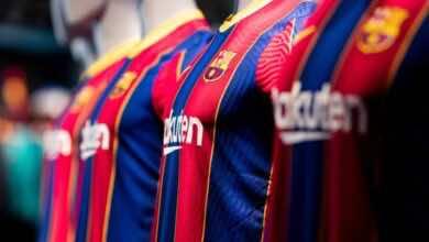 برشلونة يتفوق على ريال مدريد ويتصدر قائمة أغلى 20 فريقًا لكرة القدم في العالم