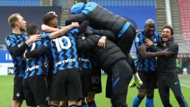 نتيجة مباراة انتر ميلان وكالياري في الدوري الايطالي «خطوة كبيرة نحو اللقب»