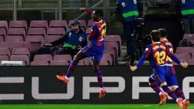 نتيجة مباراة برشلونة وبلد الوليد في الدوري الاسباني «ديمبيلي يشعل الليجا»