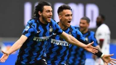 فيديو | شاهد هدف فوز انتر ميلان على كالياري في الدوري الايطالي «الأظهرة تصنع الفارق»
