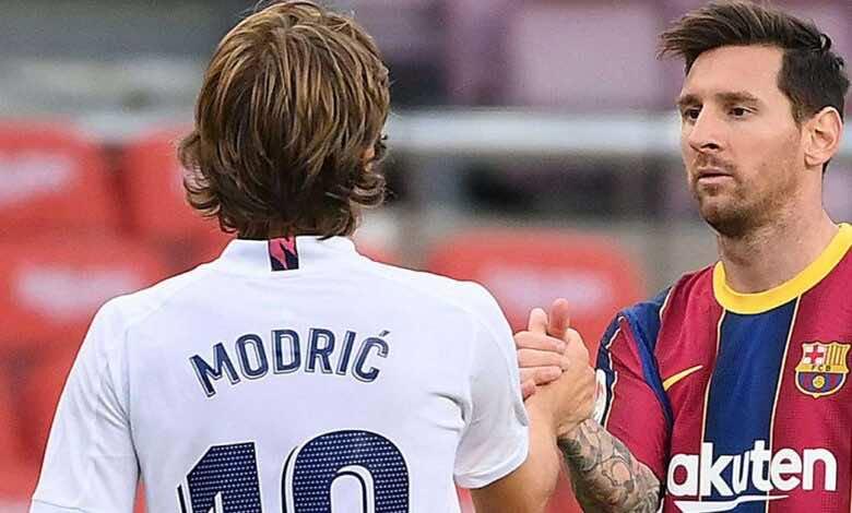 قناة مجانية تنقل مباراة كلاسيكو ريال مدريد وبرشلونة اليوم