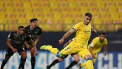 فيديو | مشاهدة اهداف مباراة السد والنصر في دوري ابطال اسيا (صور:twitter)