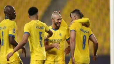 نتيجة مباراة السد والنصر في دوري ابطال اسيا (صور:twitter)