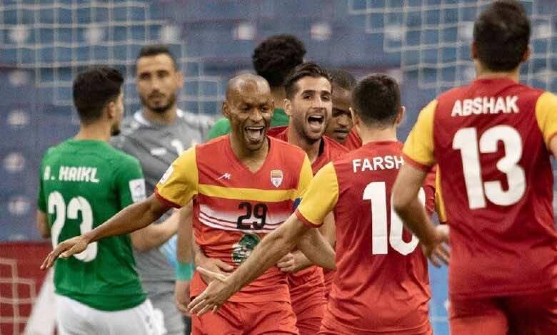 فيديو | مشاهدة اهداف مباراة الوحدات وفولاذ خوزستان في دوري ابطال اسيا (صور:twitter)