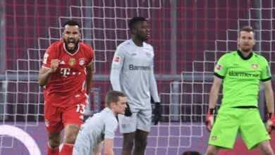 فيديو | مشاهدة اهداف مباراة بايرن ميونخ وباير ليفركوزن فى الدوري الالماني (صور:AFP)